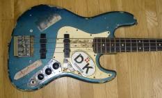 Klaus' Original bass body
